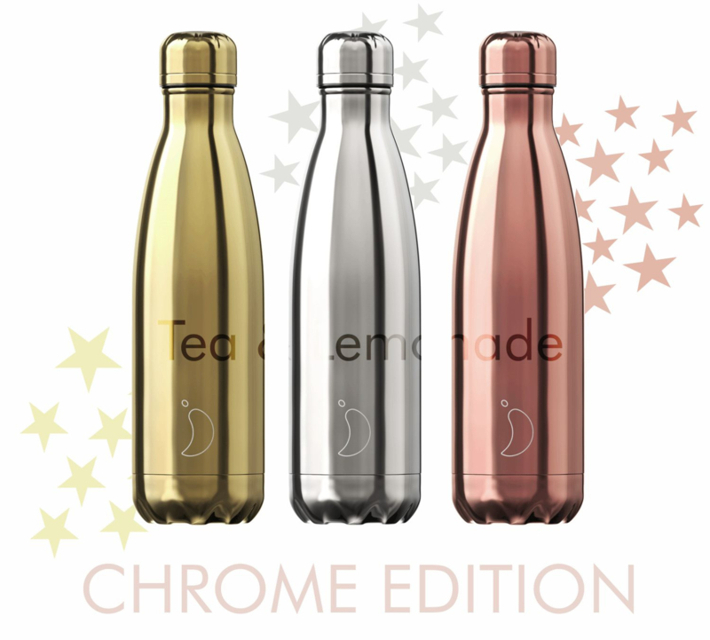 Chilly's Bottle Silver 500ml
