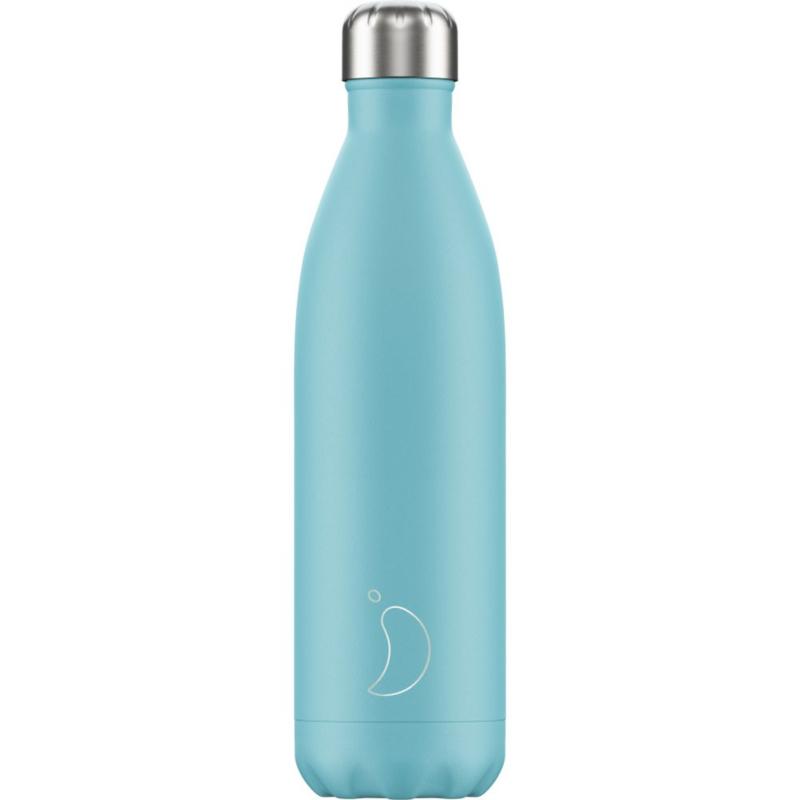 Chilly's Bottle Pastel Blue 750ml
