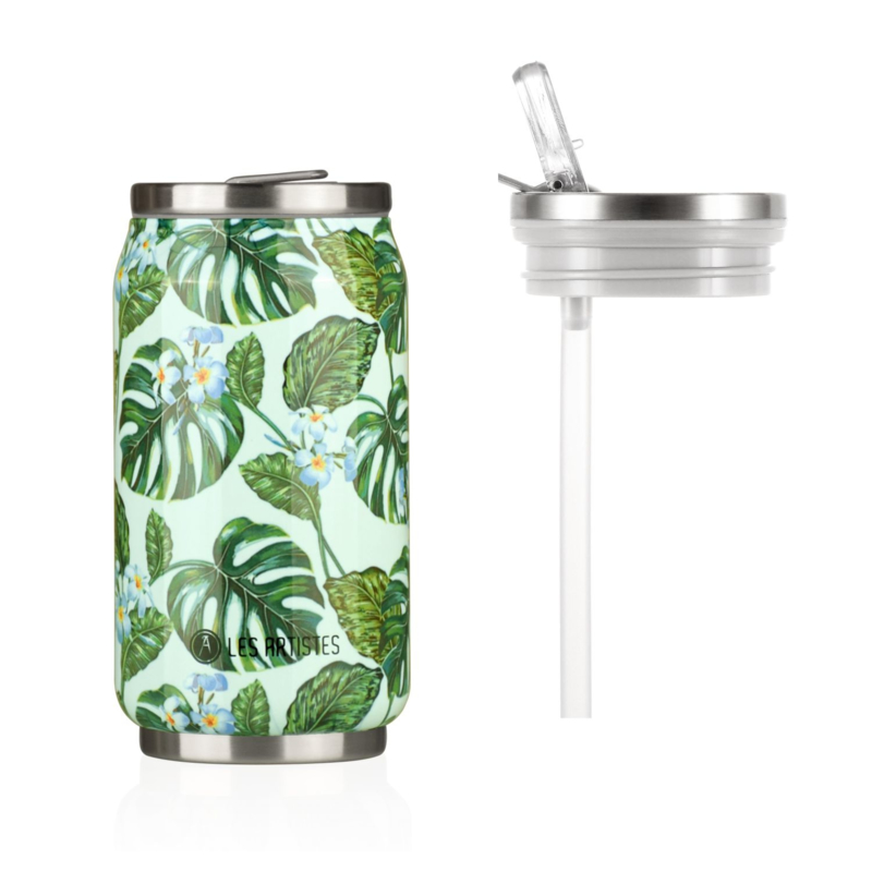 Can'it 280ml Monstera