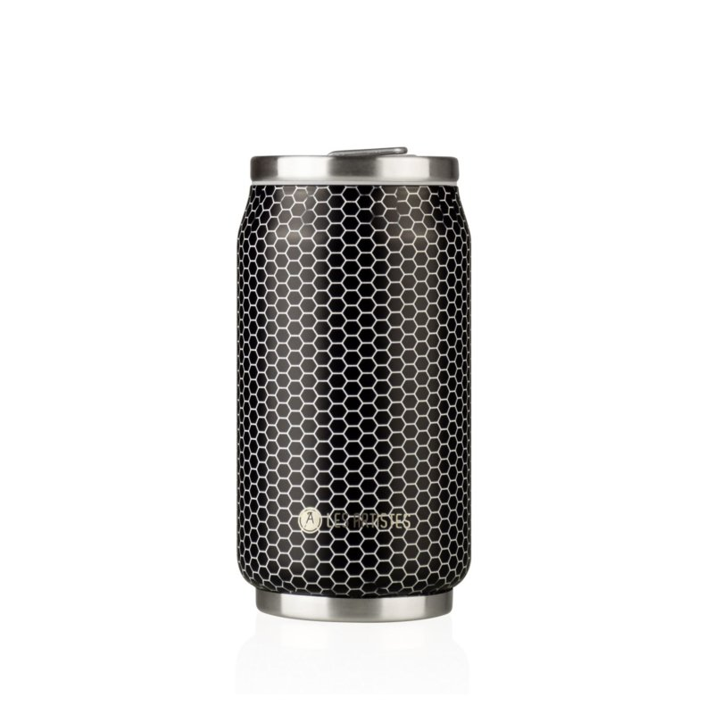 Can'it 280ml Metal Texture