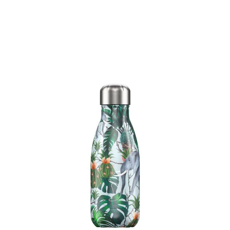 Chilly's Bottle Tropical Elephant 260ml
