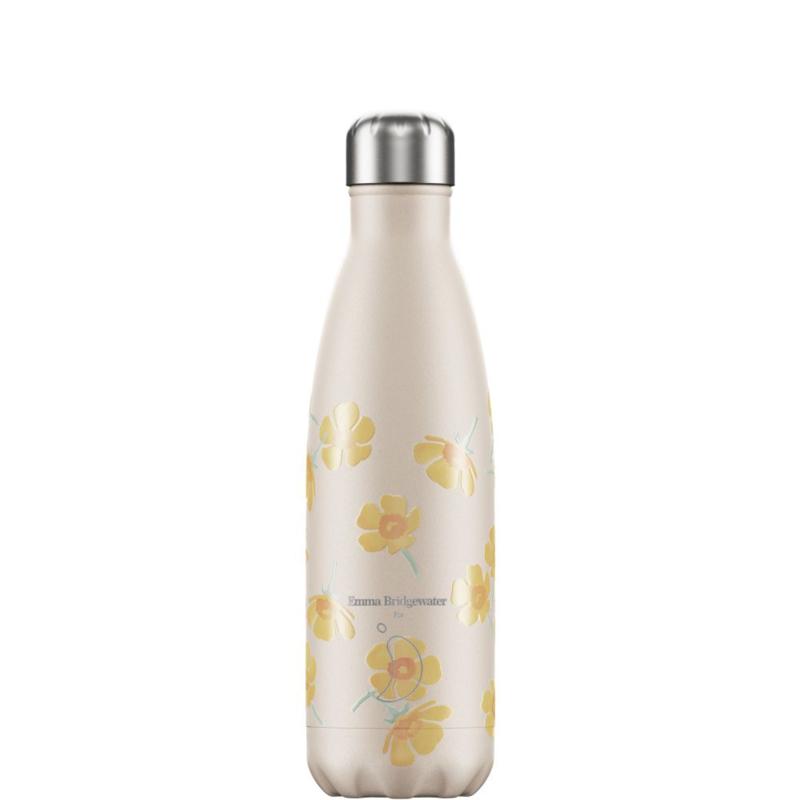 Chilly's Bottle Emma Bridgewater Buttercup 500ml