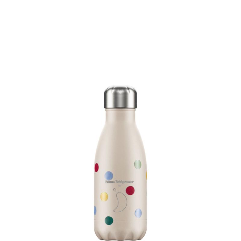 Chilly's Bottle Emma Bridgewater Polka Dots 260ml