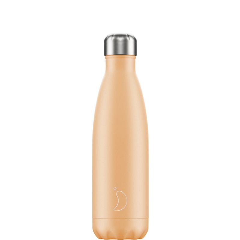 Chilly's Bottle Pastel Orange 500ml