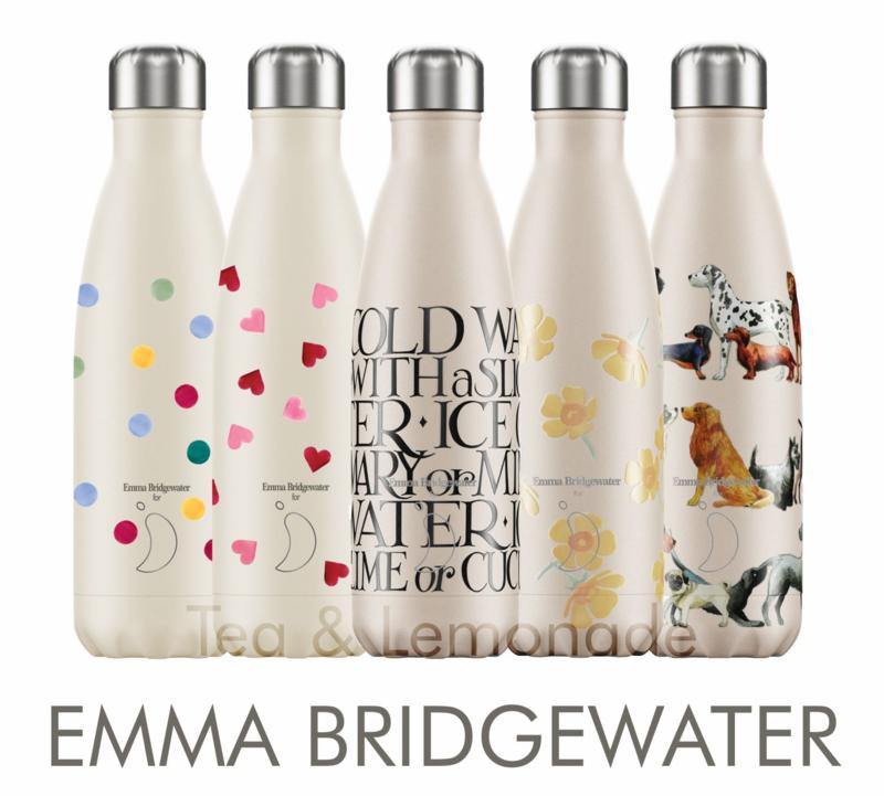 Chilly's Bottle Emma Bridgewater Dogs 500ml