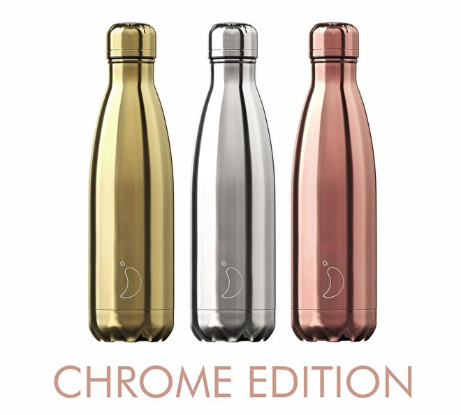 Chilly's Chrome Edition