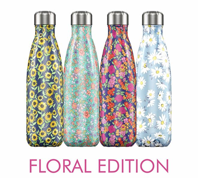 Chilly's Floral Edition