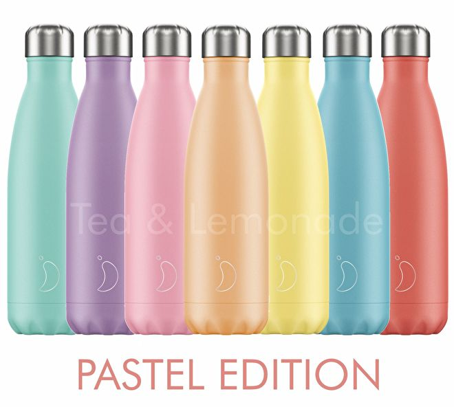 Chilly's Bottles Pastel Edition