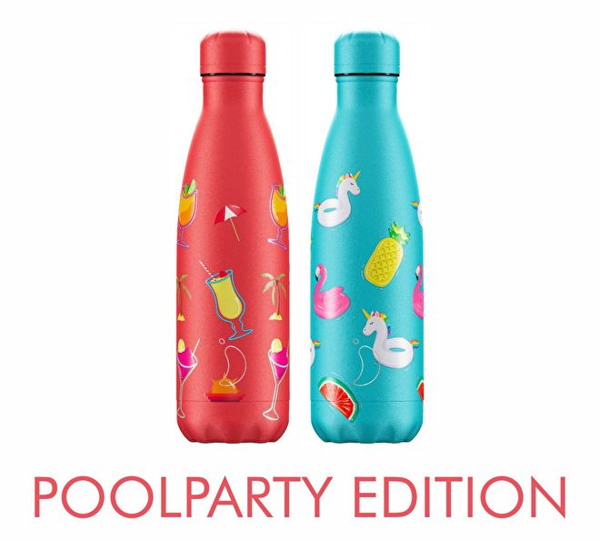 ​Chilly's Poolparty Edition​