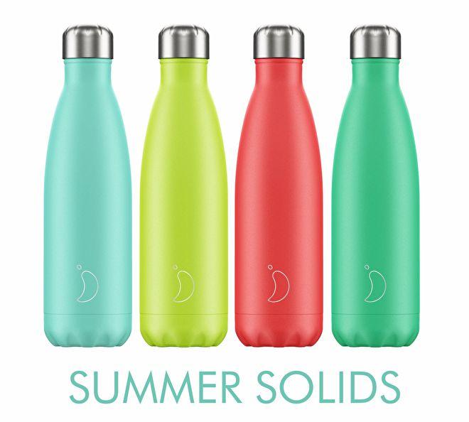 Summer Solids