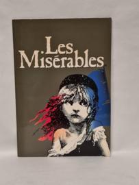Les Miserables musicalboekje uit 1986