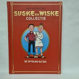 Suske en Wiske stripboek de Efteling elfjes