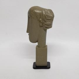 TÊTE Amedeo Modigliani beeldje