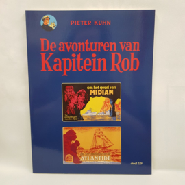 De avonturen van Kapitein Rob deel 19