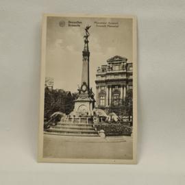 Brussels Anspach Memorial ongelopen