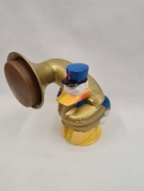 Disney Donald Duck met trombone