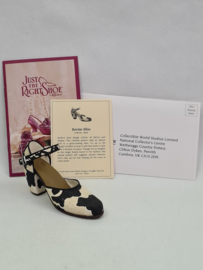 Just the right shoe Bovine Bliss 25036