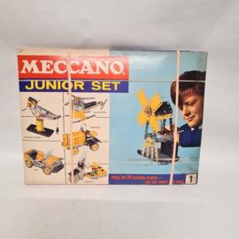 Meccano Junior Set 1 (mist handleiding)