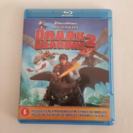 Blu Ray Dragons 2 hoe tem je een draak