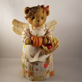 4016792 Sara Autumn Limited Edition Cherished Teddies