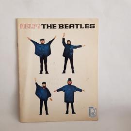 Help! The Beatles muzieknotenboekje uit 1965
