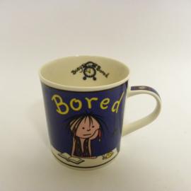 Busy and Bores Beker van Mood Mugs