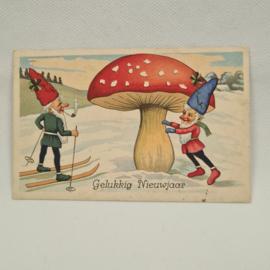 Ansichtkaart gelopen uit 1939