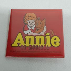 Button Annie the musical uit 1997