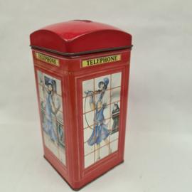 Bentley's Telephonecel spaarpot heritage Collection