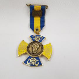 Medaille De Noortukkerd Noordwijk