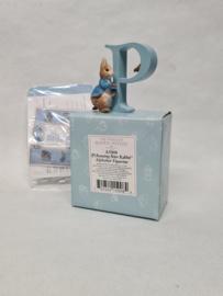 Beatrix Potter Geboorte Letter P
