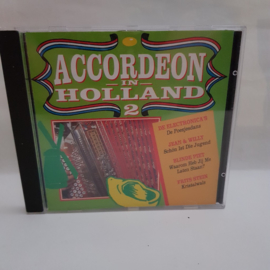 Accordeon in Holland 2