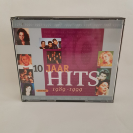 10 Jaar Hits 1989-1999 3cd Box