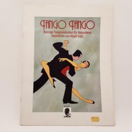 Tango Tango Accordeon muziekblad