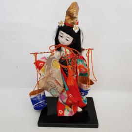 Kyugetsu Japans popje