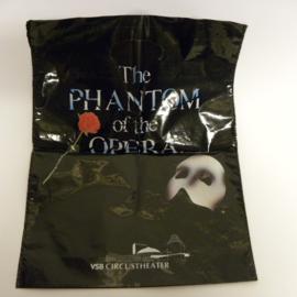 The Phantom of the Opera plastic tasje