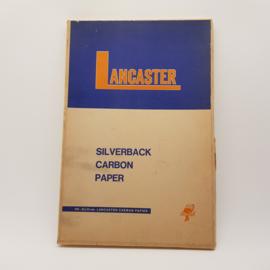 Carbon Paper Lancaster Silverback