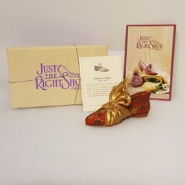 Just the right shoe Alladins Delight 25028