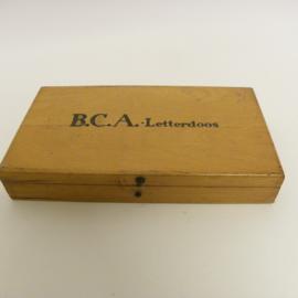 Letterdoos BCA