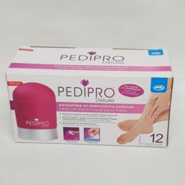 Pedi Pro de Luxe - Electronische Pedicure nieuw