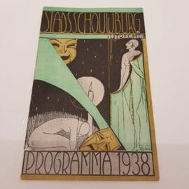 Stadsschouwburg Programma 1938