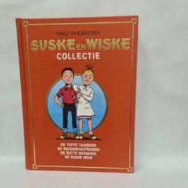 Suske en Wiske stripboek de toffe tamboer