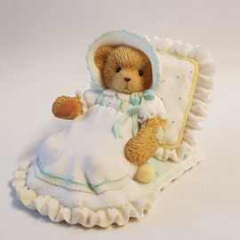 A baby blesses our hearts 114466 Cherished Teddies