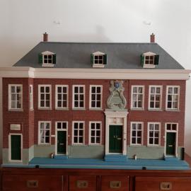 Poppenhuis naar de Oude Molstraat 23,25 en 27 te Den Haag