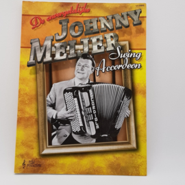 Johnny Meijer Swing Accordeon muziekboek