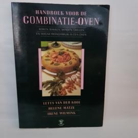 Combinatie oven handboek 1989