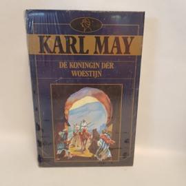 Karl May - De koningin der woestijn