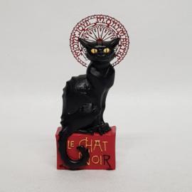 Le Chat Noir beeldje van Steinlen