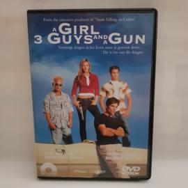 A Girl 3 Guys and A Gun