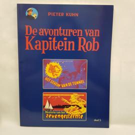 De avonturen van Kapitein Rob deel  5